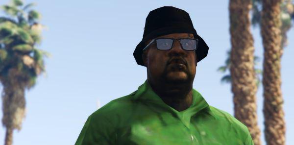 Big Smoke для GTA 5
