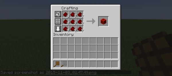 CraftingCraft для Майнкрафт 1.11