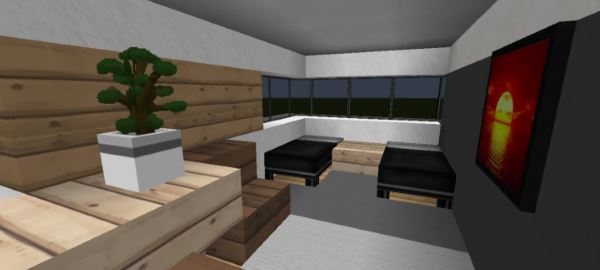 Small Modern House для Майнкрафт 1.11