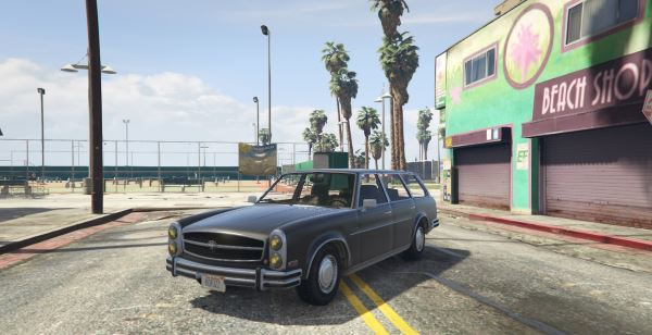 Glendale Station Wagon [Add-On / Replace | Tuning] v 1.1 для GTA 5