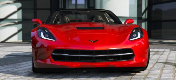 2014 Chevrolet Corvette C7 Stingray [Add-On] v 1.1 для GTA 5