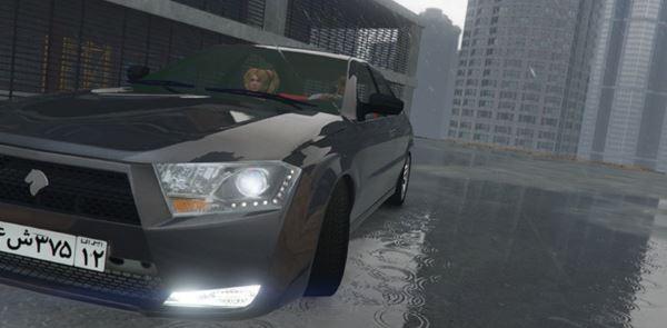IKCO Dena для GTA 5