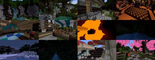 Reality Revisited для Майнкрафт 1.11
