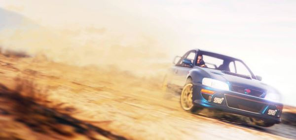 1998 Subaru Impreza 22B-STi Series I [Add-On / Replace | Tuning | HQ] Pre-Final 2.0 для GTA 5