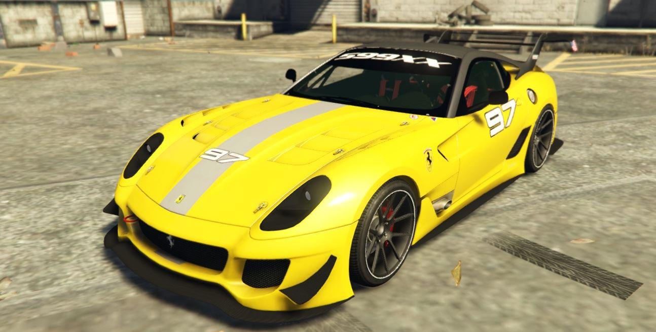 Ferrari 599FXX Evolution [Add-On | Livery] v 1.3 для GTA 5