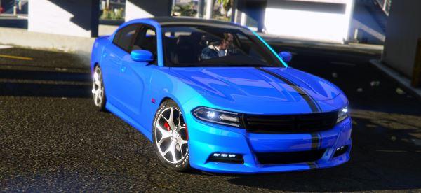 2016 Dodge Charger [SXT / R/T / SRT 392 / Hellcat] для GTA 5