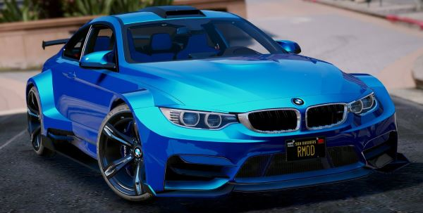 BMW M4 RaijinBodykit [Reworked][Add-On] v 3.0 для GTA 5