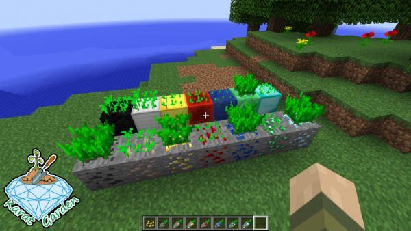 Karat Garden для Майнкрафт 1.11