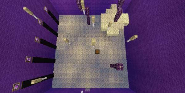 The Red Puzzle для Майнкрафт 1.11