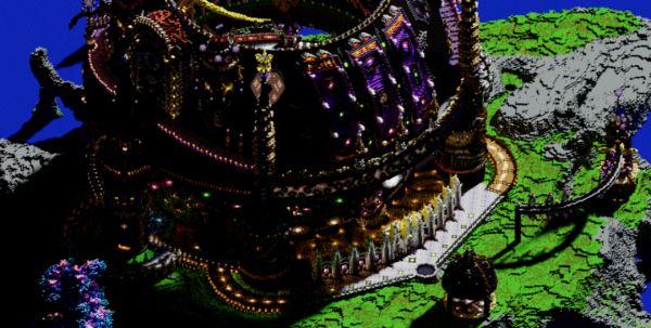 The Dimensional Center для Майнкрафт 1.11