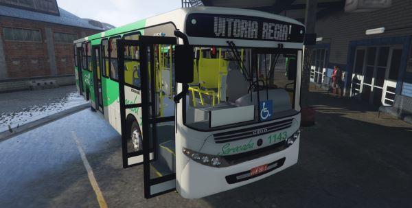 Caio Apache VIP III - Sorocaba Bus [FINAL] для GTA 5