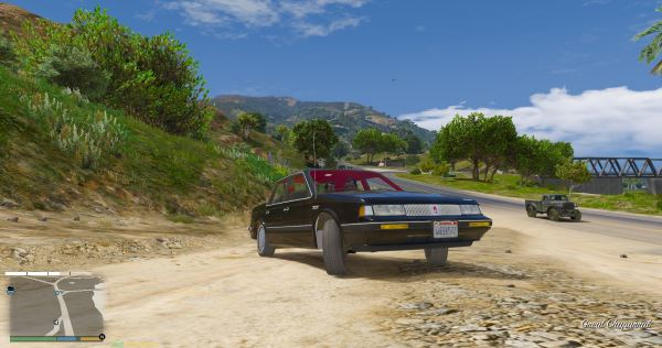 1993 Oldsmobile Cutlass Ciera для GTA 5