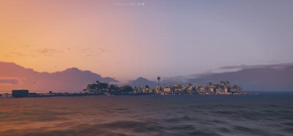 Wake Island для GTA 5