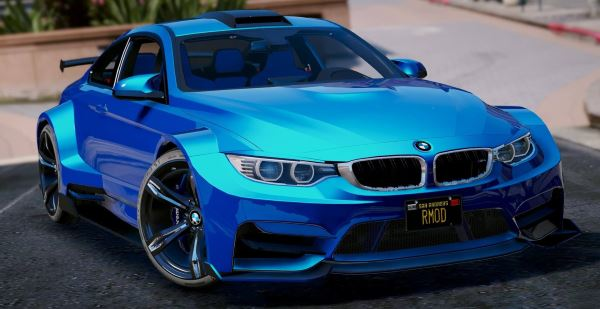 BMW M4 RaijinBodykit [Add-On | Tuning] v 3.1 для GTA 5