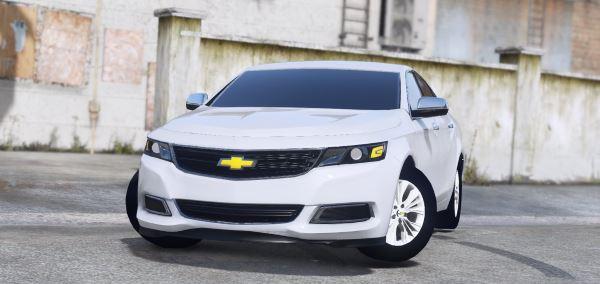 2015 Chevrolet Impala [BETA] для GTA 5