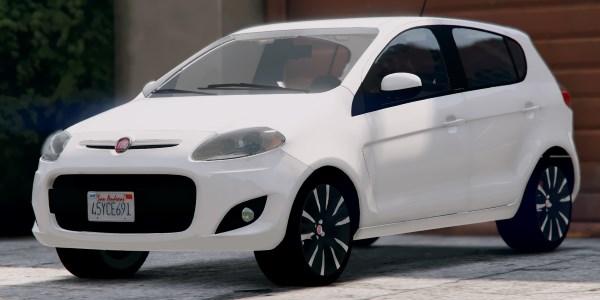 Fiat Palio для GTA 5
