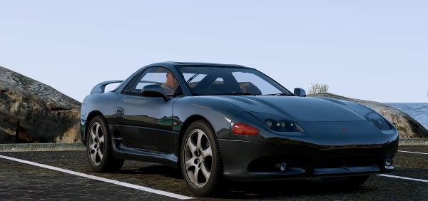 1997 Mitsubishi GTO [Add-On] для GTA 5