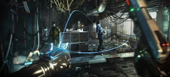 NoDVD для Deus Ex: Mankind Divided v 1.11b