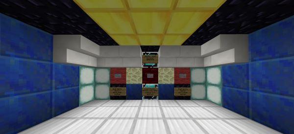 The Teleport Paradox 3 для Майнкрафт 1.11