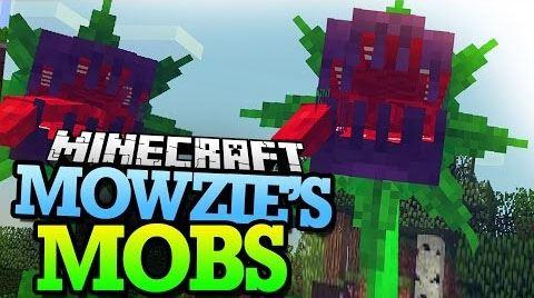 Mowzie's Mobs для Майнкрафт 1.10.2