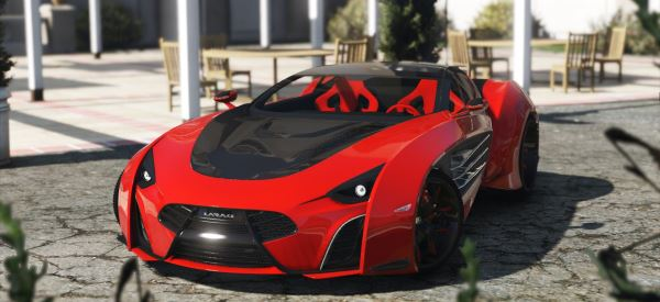 Laraki Epitome [Add-On] для GTA 5