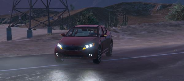 2015 Kia Optima [BETA] для GTA 5
