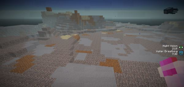 Ocean Floor для Майнкрафт 1.11