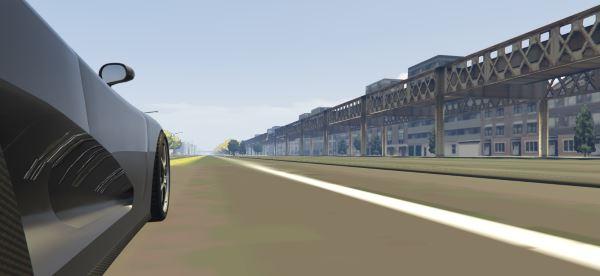 Driver 2: Chicago для GTA 5