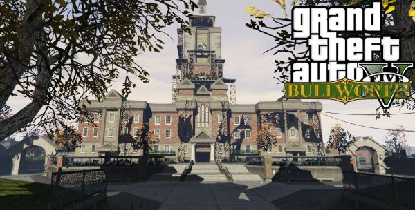 Grand Theft Auto V: Bullworth 0.1 [ALPHA] для GTA 5