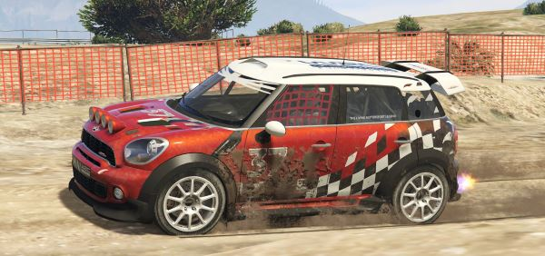 Mini R60 Countryman (3in1) [Add-On / Replace | Tuning | Livery] v 1.4 для GTA 5