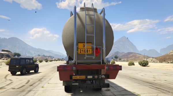 MTL Oil Tanker [Add-On / Replace] для GTA 5