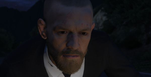 Conor McGregor [Add-On Only] v 2.0 для GTA 5