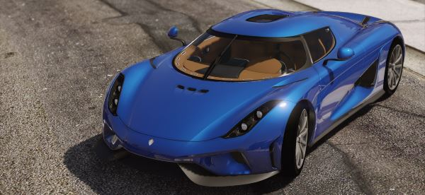 2016 Koenigsegg Regera [Add-On | AutoSpoiler | HQ] v 1.3 для GTA 5