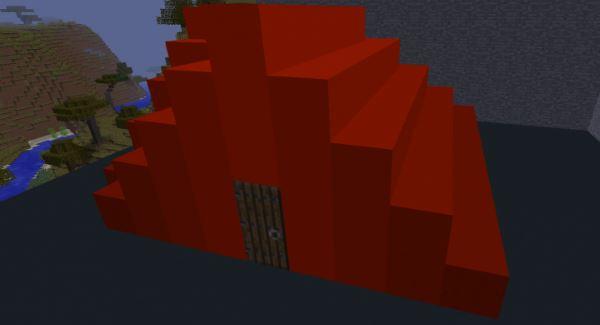 Flat Colored Blocks для Майнкрафт 1.11