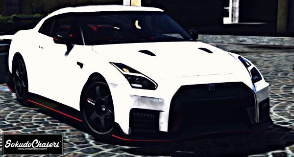 2017 Nissan GTR Nismo [Add-On / Replace] для GTA 5