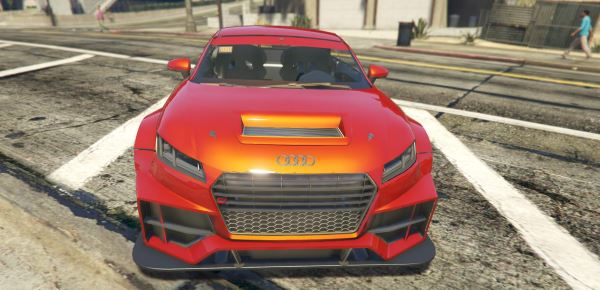 2015 Audi TT Cup Stock [Add-On / Replace] для GTA 5