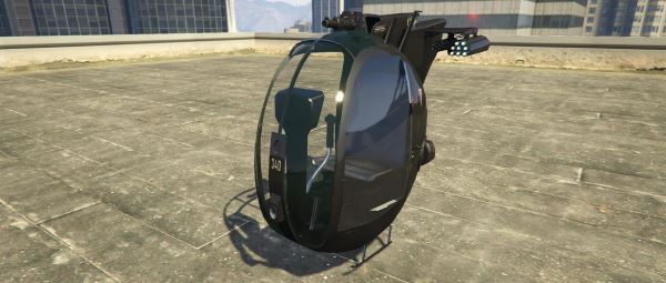 Warbird [Add-On / Replace] для GTA 5
