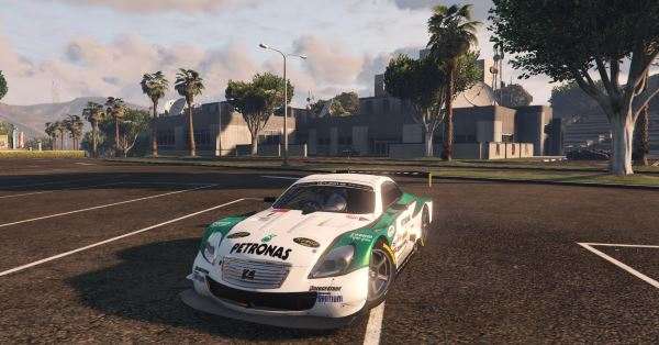Lexus SC430 [Add-On | Livery] для GTA 5