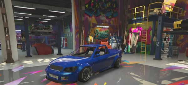 Sultan RS Ute [Add-On / Replace | Tuning] 1.6 для GTA 5
