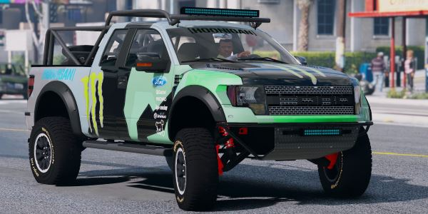 2012 Ford F150 SVT Raptor 2.0 для GTA 5