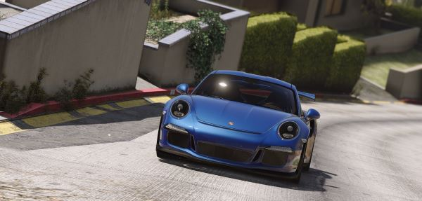 2015 Porsche 991 GT3RS [Add-On | Liveries | HQ] для GTA 5