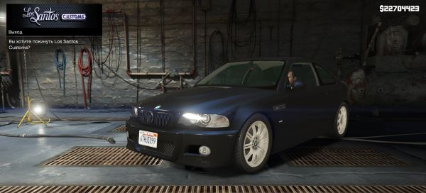 BMW M3 E46 [Add-On / Replace] 2.1 для GTA 5