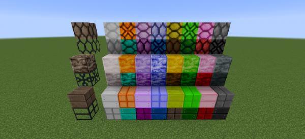 Ebon Arts для Майнкрафт 1.11