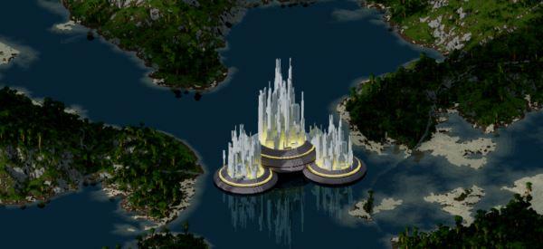 Atlantis для Майнкрафт 1.10.2