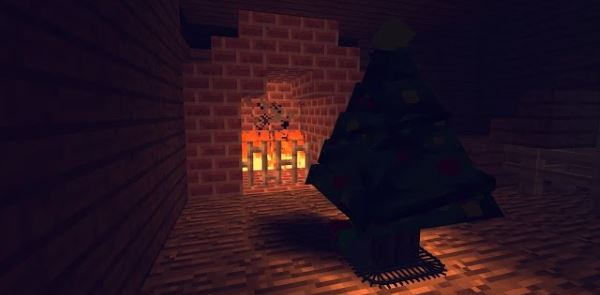 Decoratable Christmas Trees для Майнкрафт 1.10.2