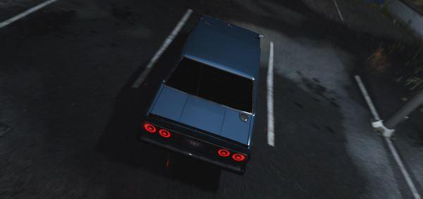1979 Nissan Skyline C210 для GTA 5