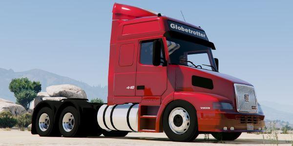 Volvo NH12 R440 для GTA 5
