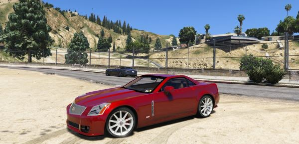 Cadillac XLR-V [Add-On / Replace] для GTA 5