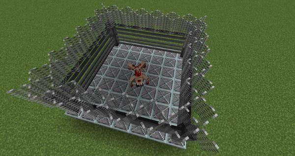 Deadly monsters для Майнкрафт 1.11