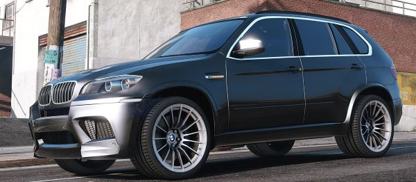 BMW X5M 2013 [Add-On | Animated] 1.4 для GTA 5